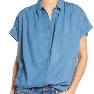 Made well Central Chambray Shirt